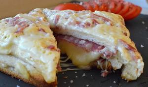Croqu'raclette