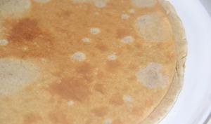 Pâte à crêpe à la farine complète