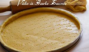 pâte a tarte sucrée