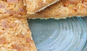 tarte aux amandes et miel