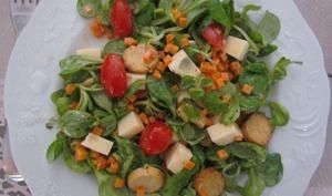 Salade Ségolène