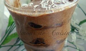 Tiramisu au brownie