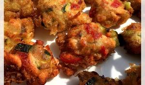 croquettes de saumon niçoises