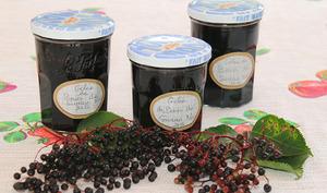 Gelée de baies de sureau noir