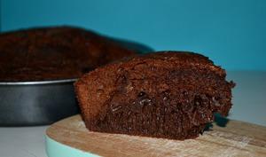Le gâteau au chocolat raté de Jean