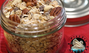Muesli à customiser