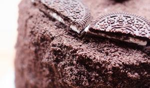 Gâteau aux Oreo