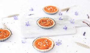 Tartelettes à l'abricot