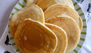 Pancakes vegan simplissimes