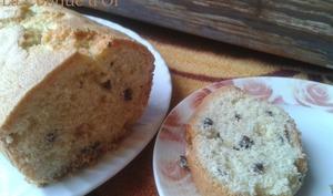 Cake aux raisins secs et fruits confits