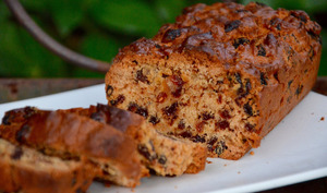 Cakes aux raisins secs