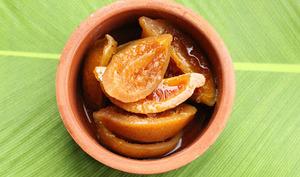 Pickles de citrons verts pimenté-sucré