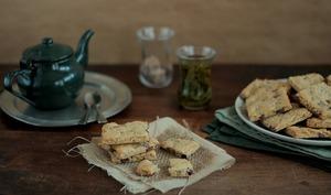 Biscuits aux Graines de Sésame et Tournesol et Pépites de Chocolat