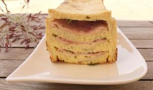 Cake croque