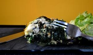 L'omelette épinards-champignons de Sheldon