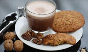 Cookies banane et noix