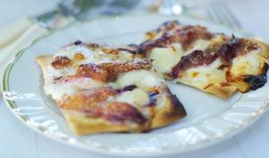 Tartelettes figues, miel et chèvre