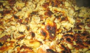 Spätzlés alsaciens légers au fromage blanc