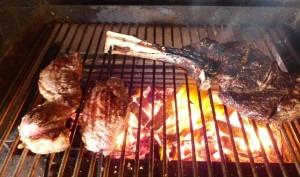 Boeuf au barbecue