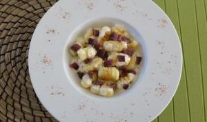 Gnocchis aux saveurs du Pays basque