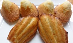 Les madeleines de Mémé