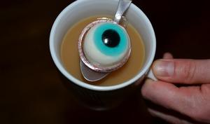 Le thé à l'œil