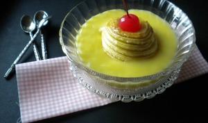 Pompom pudding