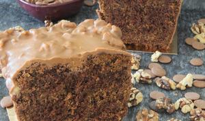 Le cake Marbrenoix'Re