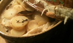 Baeckeoffe, la fameuse potée viandes et légumes alsacienne