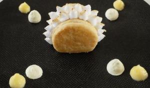 Millefeuille soleil aux agrumes