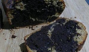 Crumb Cake Marbré Chocolat et son Streusel