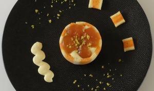 Abricotier à la pistache revisité