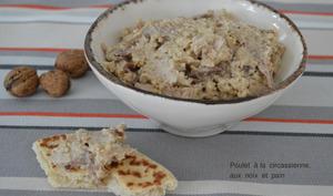 Poulet à la circassienne, aux noix et pain : découverte de la cuisine Turque