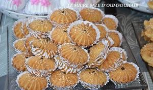 Gâteaux algériens de fêtes
