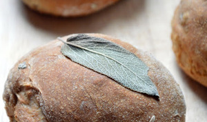 Petits pains à la Sauge