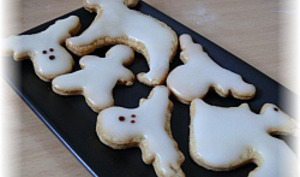 Biscuits Glacés de Noël