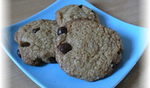 Cookies à la Pâte de Speculoos