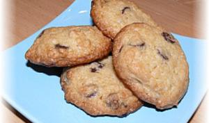 Cookies au Sirop d'Erable