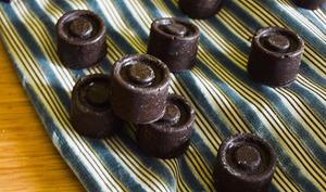 Chocolat noir et noisette