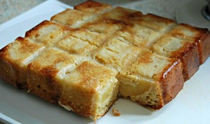 Gâteau Croque-pommes