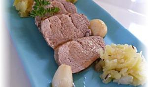 Filet Mignon et son Ecrasée de Pommes de Terre