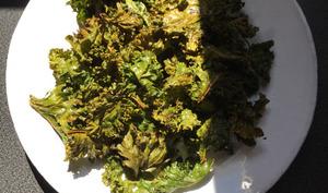 Des chips de kale