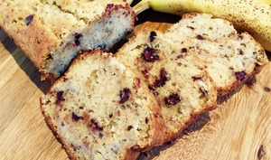Cake choco-bananes