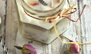 Sucre vanille et rose