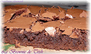 Brownies de Trish Deseine