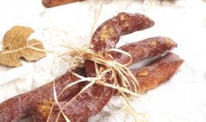 Fagots ultra sablés 4 épices & Cacao