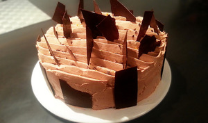 Entremet Dulcey Coco Passion