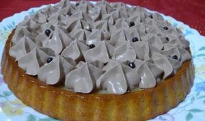 Tarte Renversée Chocolat Caramel