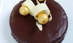 Gâteau au chocolat de Philippe Conticini