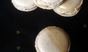 Macarons au Foie Gras et Quatre Epices